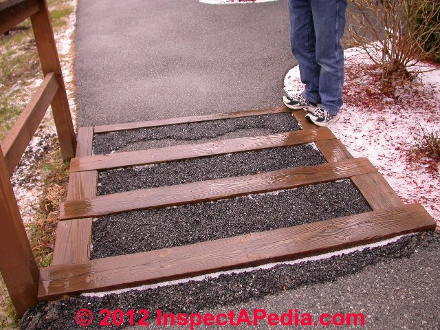 Halting Walk Low Step Riser Height Long Stair Run Design Hazards