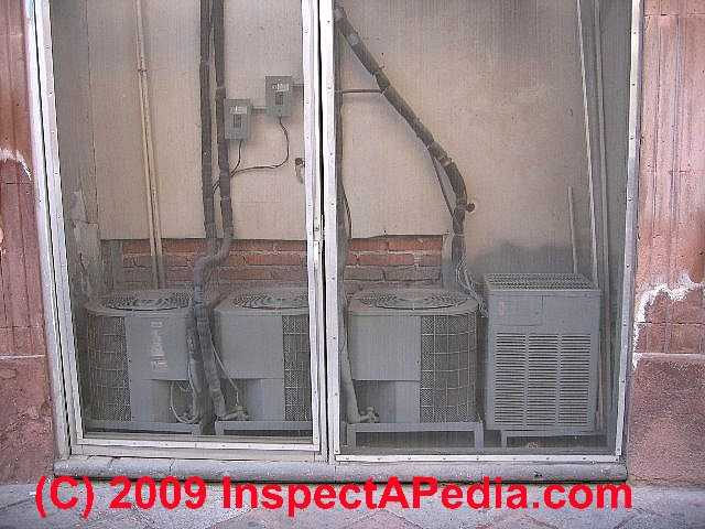 Air Conditioner Installation Air Conditioning Compressor