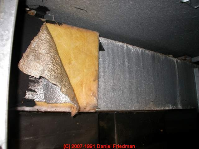 Fiberglass Hvac Duct Hazards How Fiberglass From Hvac Ducts Can Appear In Indoor Air