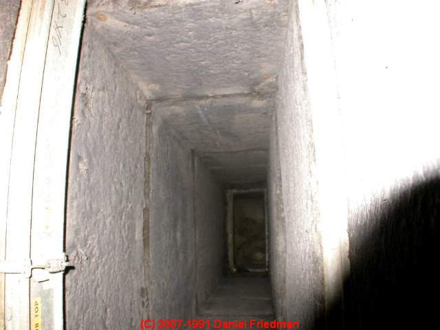 Heating Or Air Conditioning Duct Ice Up Duct Flood Damage