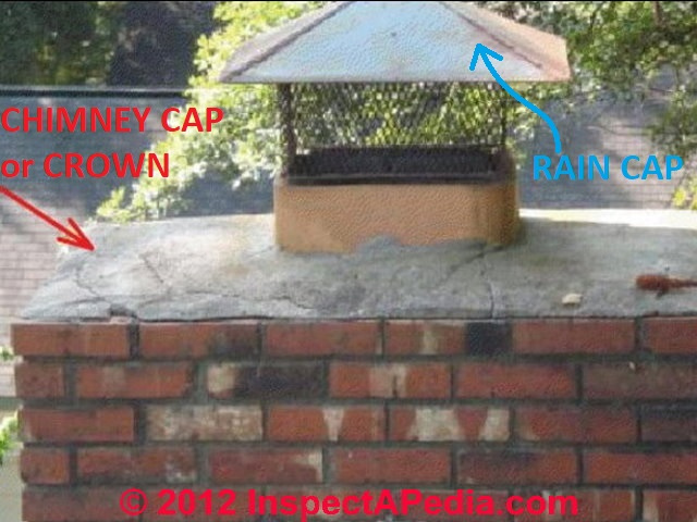 Chimney Rain Cap Amp Chimney Cap Crown Choices Installation