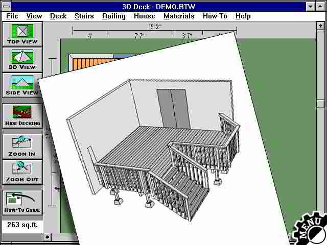 Deck Drawing Software Bing Images