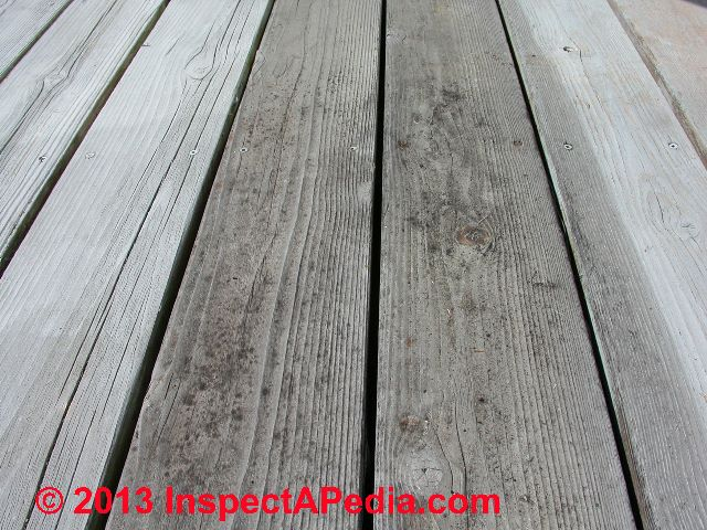 Large Deck Boards ~ Decking installation how to place space fasten deck