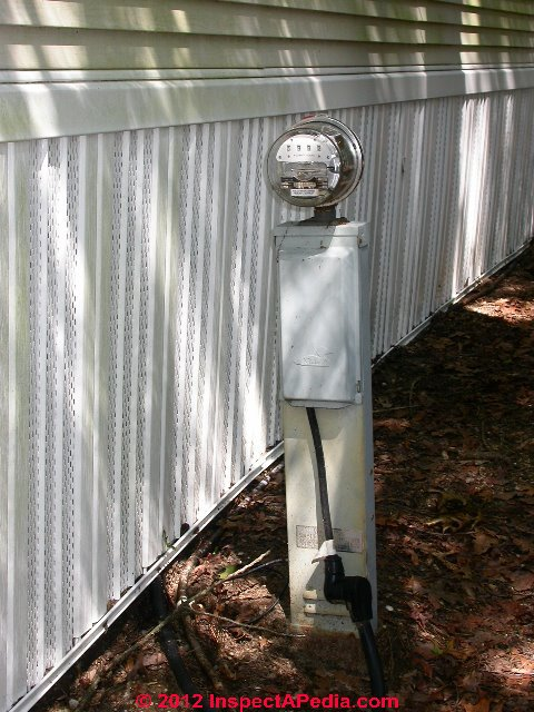 Mobile Home Electrical Inspection Guide