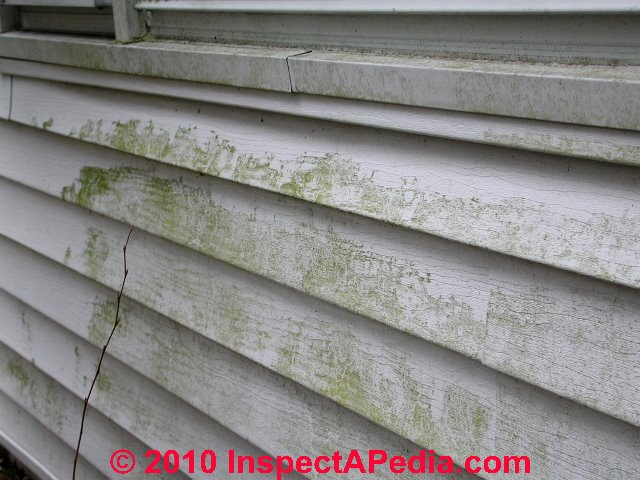 Aluminum Siding Mold On Aluminum Siding