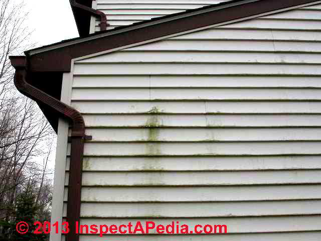 Vinyl Siding Inspection And Repair Guide Vinyl Siding