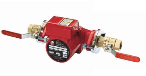 B&G Check-Trol heating zone flow control valve - InspectApedia & Bell & Gossett