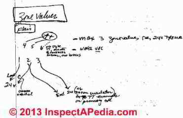 Flair zone valve hookup schematic (C) Daniel Friedman