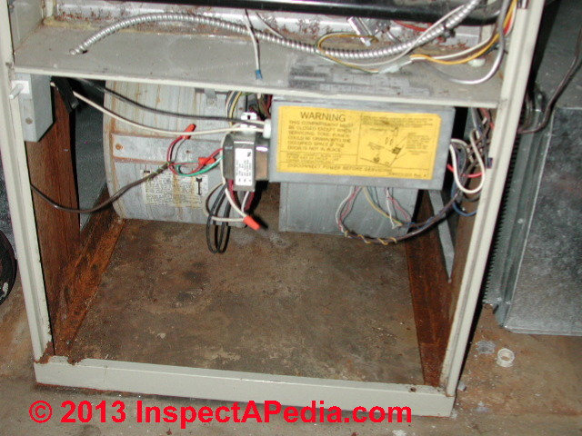 Furnace Or A C Blower Fan Won T Stop Running Diagnostic Faqs