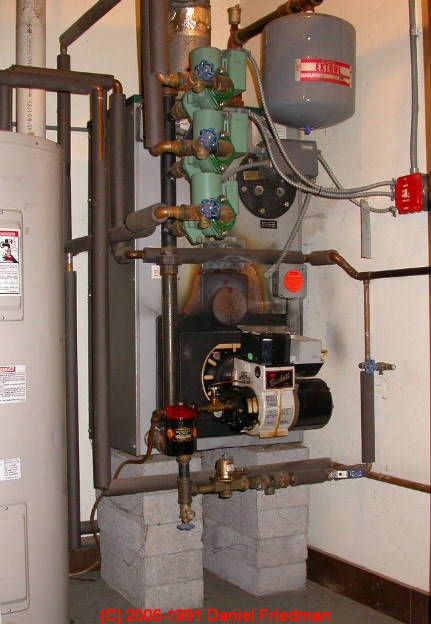 Flood Damage Repairs For Heating Systems