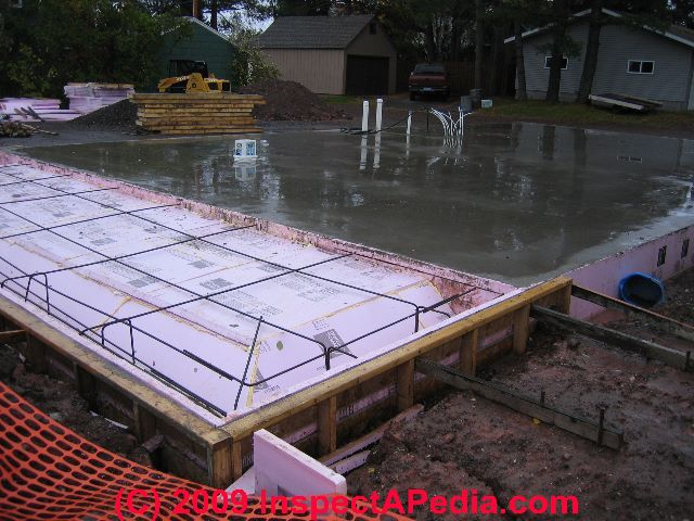 Flooring Choices For Use Over Concrete Slabs Using Thermal