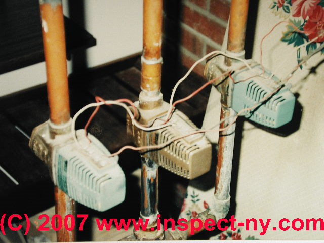Zone Valve Repairs Heating System Zone Valve