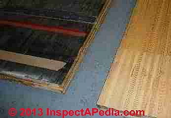 What is fiberboard sheathing asbestos 2015 home design ideas for Fiberboard roof sheathing