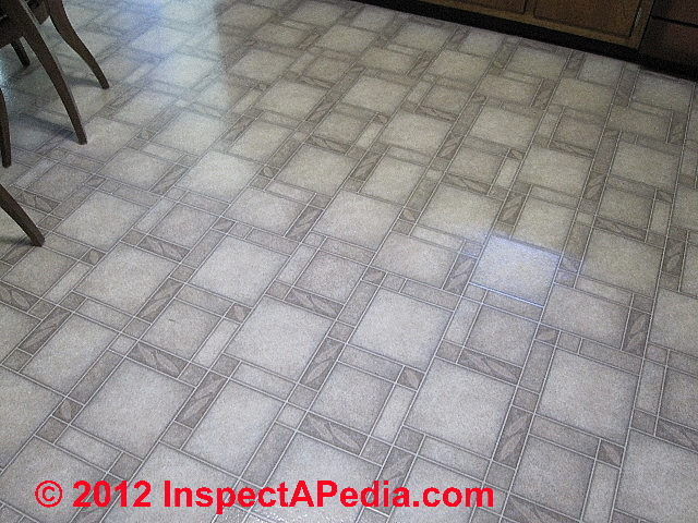 Guide To Installing Resilient Flooring Vinyl Tile Sheet
