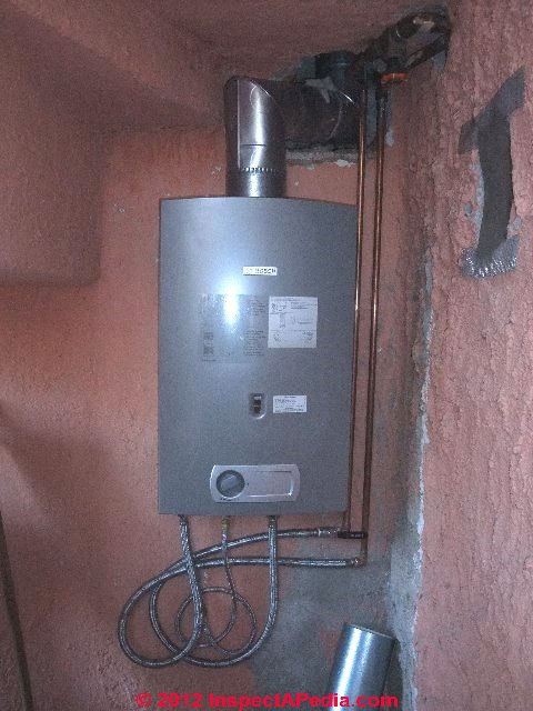 Bosch Tankless Installation Djfs on Electric Water Heater Timers