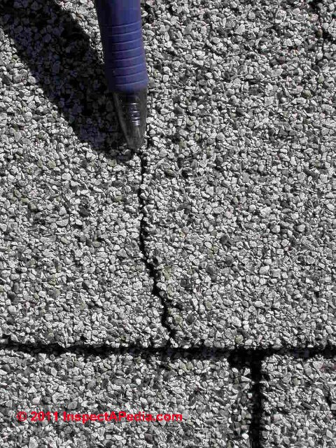 Causes Amp Types Of Asphalt Shingle Roof Failures How To