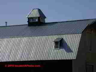 Galvanized Metal Roofing Products Galvanized Roofing