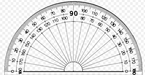 Printable Protractor Is a printable protractor.