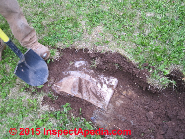 Septic Tank Depth How Deep Is The Septic Tank Where