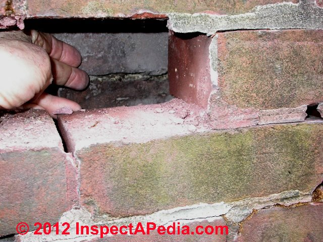 Brick Foundation Amp Brick Wall Defects Amp Failures