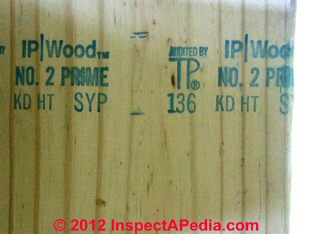 difference between brown and green pressure treated lumber 2