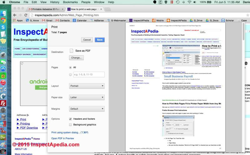 how to make web page bigger in chrome