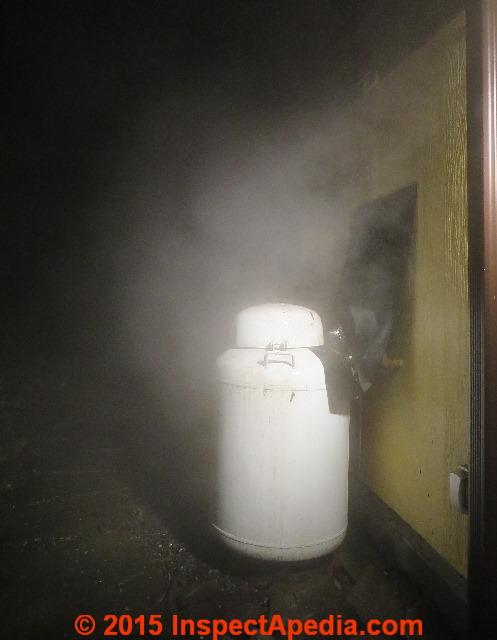 Clothes Dryer Exhaust Vent Clearance Distances