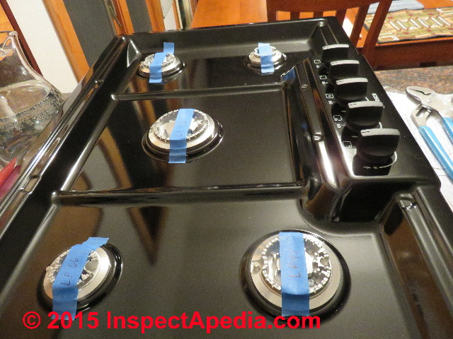 Bosch Gas Cooktop Ready For Installation Into A Countertop C Daniel Friedman Article Series Contents