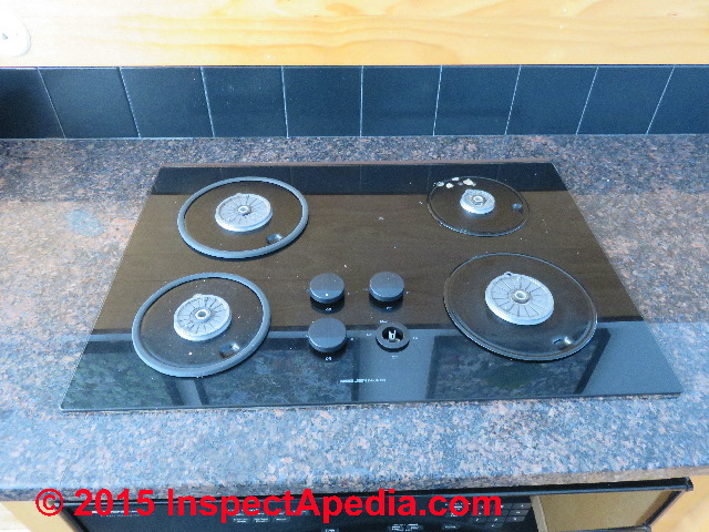 Jennair Gl Gas Cooktop To Be Replaced In This Procedure C Daniel Friedman