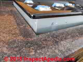 Bosch Gas Cook Top Being Test Fit Into The Countertop Opening C Daniel