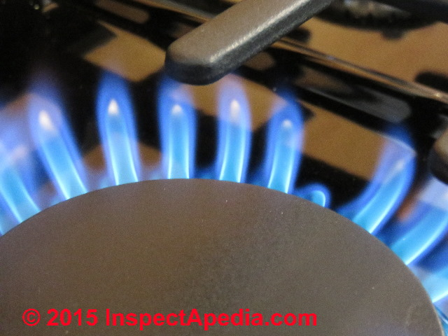 Gas Burner Troubleshooting Gas Appliance Or Gas Heater