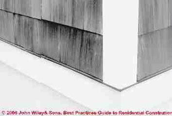 Cellular PVC exterior building trim and molding (C) Wiley and Sons, S Bliss