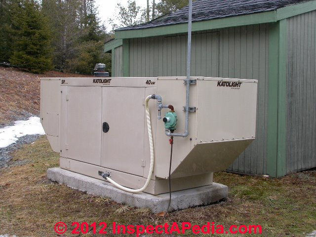 Electrical Generators Backup Emergency Electrical