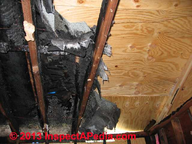 Fire Damaged Buildings Fire Damage Assessment Repair Prevention For Homes Other Buildings