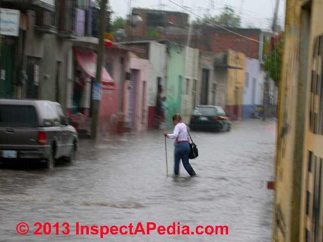 Florida Amp Texas Flood Damage Help At Inspectapedia Com