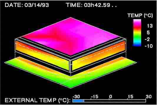 Radiant Floor Heating And Cooling: What About A Balance Between Summer  Cooling And Winter Heating? When Is It Good Design To Omit Insulation Below  A ...