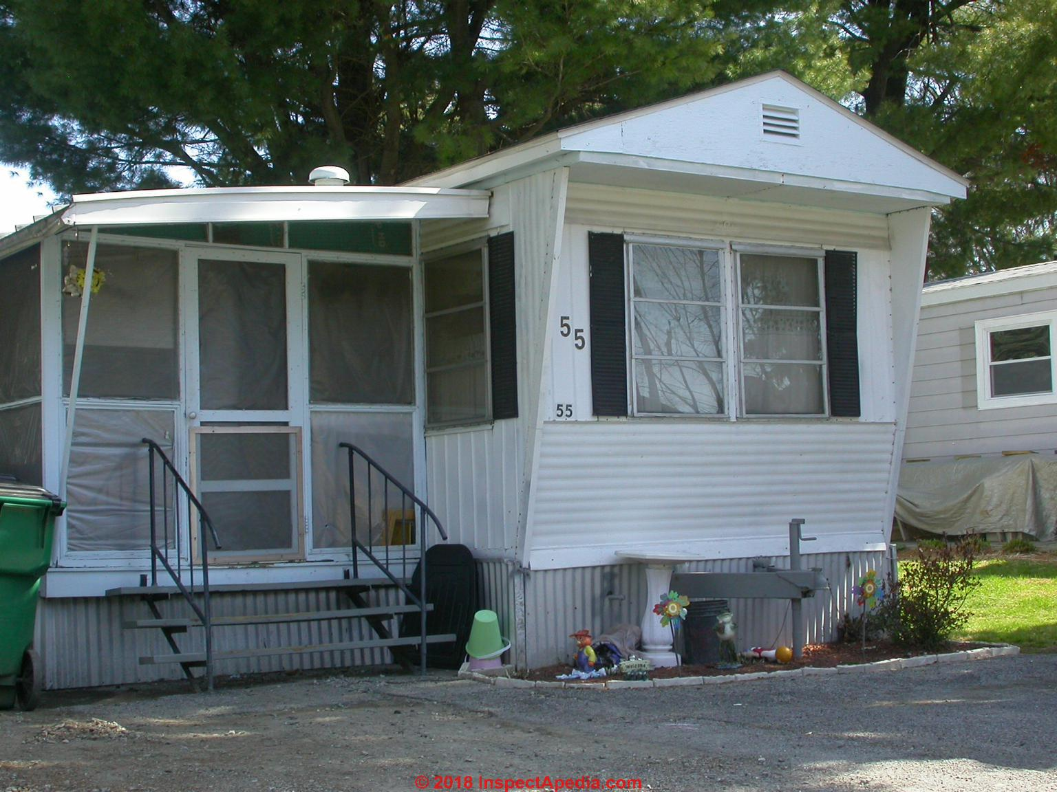 Mobile Home Code Faqs 2 Standards For Manufactured Homes Mobile Homes Trailers Multiwide Doublewides