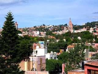 Rooftop View of San Miguel de Allende