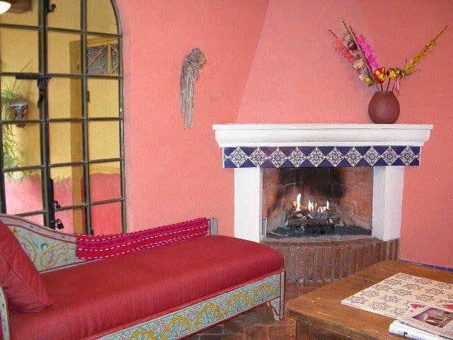 San Miguel de Allende, Guanajuato, Mexico House Jennifer & Daniel