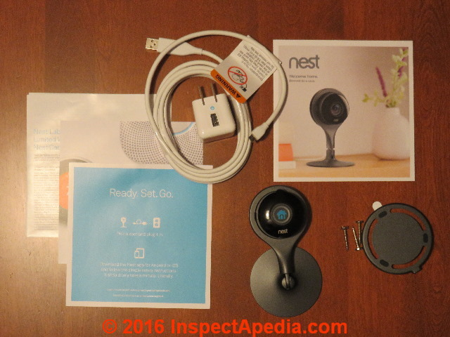 Nest Cam security camera installation tips, usage tips ...