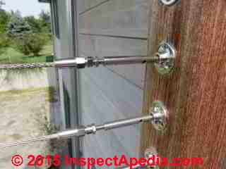 Cable Railings Building Code Rules Amp Installation