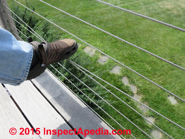 Image Result For Cable Railings For Decks