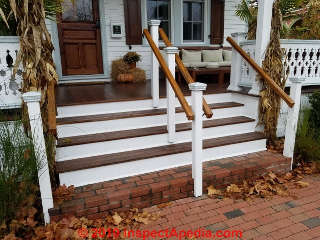 Options For Stairway Newel Posts Stair Guard Amp Ramp Newel