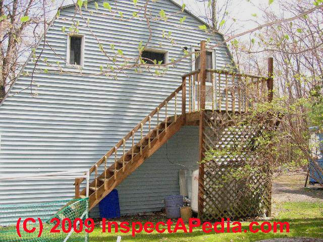 Post Connections for Deck or Porch RailingsDeck   Porch Railing   Guardrailing Construction   codes  Guide to  . Porch Stair Height. Home Design Ideas