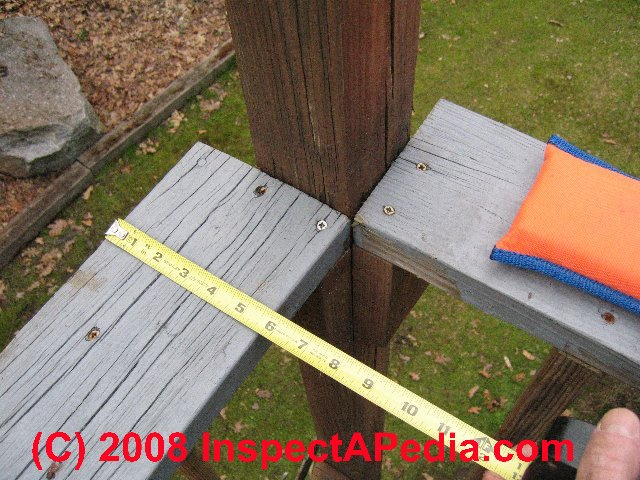 Railings Guardrails Stair Rails Handrailings codes