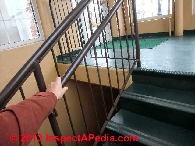 Attractive Handrails: Stair Handrailing Codes Stair Construction U0026 Inspection Guides