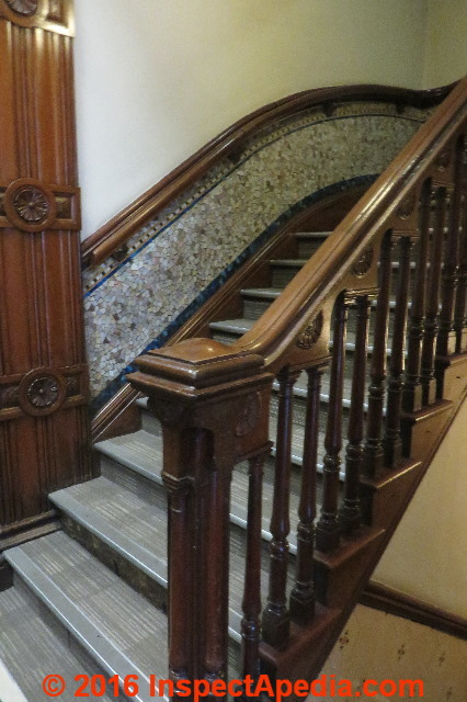 Handrailing Continuity Requirements At Landings And Other