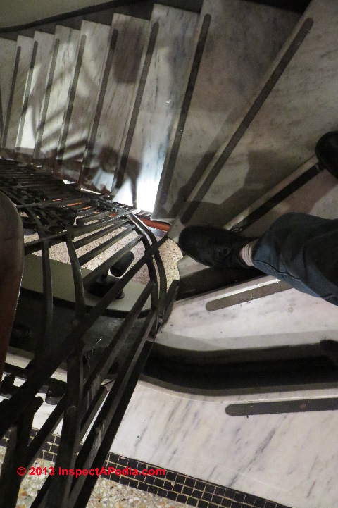 winding or turned stairways guide to stair winders. Black Bedroom Furniture Sets. Home Design Ideas