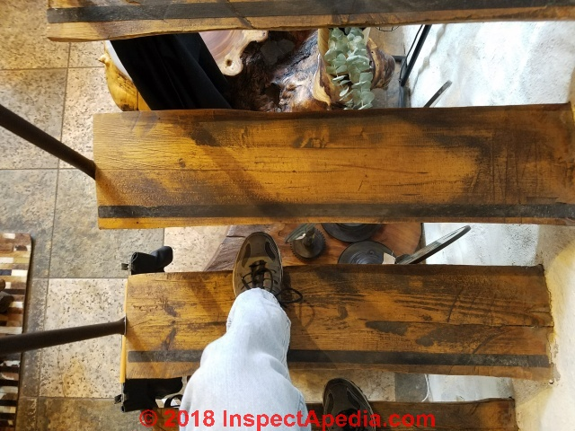 Stair Tread Nosespecifications Building Stair Tread Nosing Codes Hazards Stair Fall Research