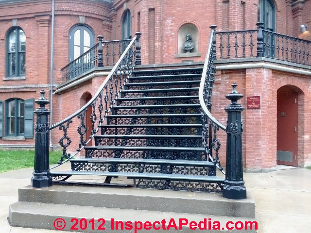 Stair Amp Railing Design For Seniors Or For People With